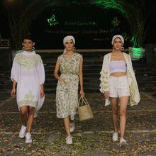 Mara & Sisca Luncurkan Koleksi Busana Ready to Wear Berkonsep Ecoprint