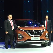 Kenalkan MPV Teranyar: All New Nissan Serena dan All New Nissan Livina yang Hadirkan Konsep Intelligent Mobility