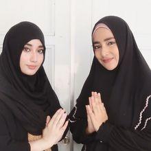 Manisnya 6 Fashion Kompak Tengku Syaira dan Sang Mama, Cindy Fatikasari!