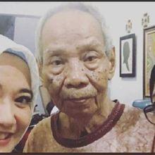 Kabar Duka Datang dari Komedian Senior Tanah Air, Nana Krip Meninggal Dunia