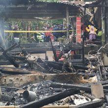 Satu Keluarga Tewas Akibat Kebakaran di Sukabumi, Jenazah Korban Ditolak Warga Setempat