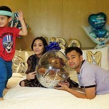 Baru Saja Ulang Tahun Ke-31, Nagita Slavina Pamer Foto Bak Remaja, Masih Cocok?