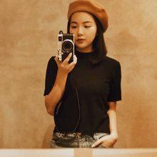 Gaya Fashion Paopao Youtuber Cantik Indonesia yang Hampir Tewas Ditusuk 17  Kali oleh Teman Kuliah 571702122c