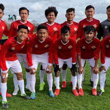 Menang atas Reading U-18, Garuda Select Tuai Pujian dari Mantan Kapten Chelsea