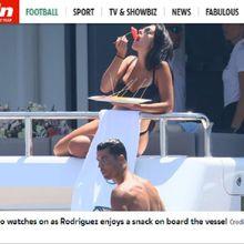 Demi Terbebas dari Papparazi, Cristiano Ronaldo Bayar Rp 300 Juta ke Staf Hotel Yunani