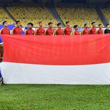 Klasemen Grup G Kualifikasi Piala Asia U-16 2020 - China Bertengger di Puncak, Indonesia Tempati Posisi Ini