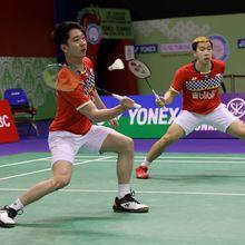 Hong Kong Open 2019 - Kalah dari Wakil Jepang, Marcus/Kevin Akui Kurang Beruntung