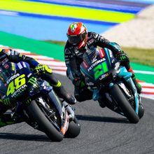 Mantan Rival Sebut Valentino Rossi Bakal Jadi Bulan-bulanan di MotoGP