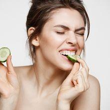 Mudah & Murah, Makan Timun di Malam Hari Bisa Hilangkan 4 Penyakit Ini