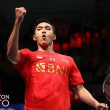 Indonesia Juara Thomas Cup 2020! Jonatan Christie Buat China Merana dalam 1 Jam 21 Menit