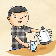 5 Tips Mencegah Dehidrasi Saat Puasa