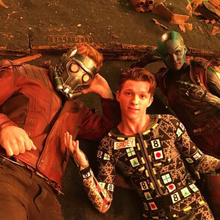 "15 Foto Behind The Scene Proses Syuting Film ""Avengers: Infinity War"""