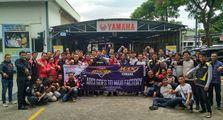 Seru Banget, Puluhan Member ARCI Kunjungi Pabrik Yamaha Pulogadung