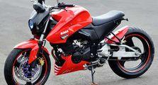 Yamaha Byson Menyamar Jadi Ducati, Tapi Mesin Gak Bisa Bohong