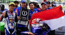 Resmi! Eks Pembalap Moto2 Rafid Topan Pindah ke Honda