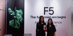 Meski Masih Terbatas, Oppo F5 6GB Sudah Mulai Diterima Pemesan di Jakarta