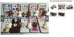 Flash Sale Shopee! Softcase Standing Karakter 4D ini Dijual Rp 9 Ribu