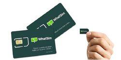 Ini Dia WhatSim, Kartu SIM Khusus WhatsApp yang Nggak Jadi Booming