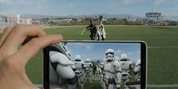 Tak Perlu ke Bioskop, Star Wars: The Last Jedi Bisa Ditonton di Hape