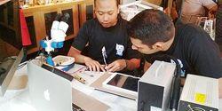 Keren, Servis iPhone atau Mac Di Jakarta Ini Bisa Live Streaming