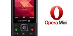 Hape Andromax Feature Phone Akan Disertai Browser Opera Mini