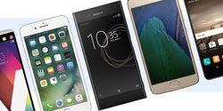 Deretan Smartphone Paling Banyak Dicari, Hingga Akhir 2017
