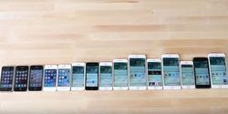 Yuk Intip Perkembangan Wajah iPhone dari Masa ke Masa Sampai iPhone X