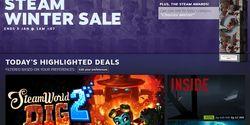 Kabar Gembira (Buruk?) Untuk Gamer! Steam Winter Sale Telah Tiba