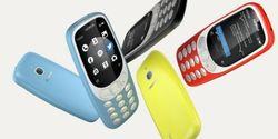 Nokia 3310 Kini Dukung 4G, Bisa Nostalgia Hape Lama