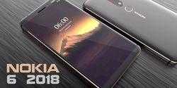 Spesifikasi Nokia 6 (2018) dengan Snapdragon 630 dan Android Oreo