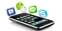 4 Aplikasi Chatting Gratis 2018 Alternatif WhatsApp, Lebih Lengkap Loh