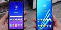 Spesifikasi Samsung Galaxy A8+ (2018), Bedanya Dengan A8 (2018)