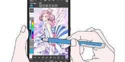 MediBang Paint, Aplikasi Gambar Mirip Corel Draw di Hape dan Tablet