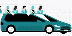 Surabaya Kini Bisa Naik Transportasi Online Ramai-Ramai dengan UberXL
