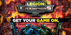 Legion of Champions - Indonesia Gagal Meraih Juara di Bangkok