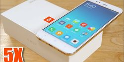 Spesifikasi  Xiaomi Mi 5X, Hape Dual Kamera Murah  Rp 2 Jutaan