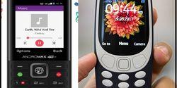 Perbandingan Nokia 3310 4G dan Andromax Prime, Mana Lebih Rekomended?