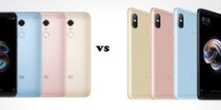 Xiaomi Redmi 5 Plus dan Xiaomi Redmi Note 5 Pro, Bagus Mana?