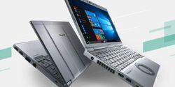 Panasonic Let`s Note SV7, Laptop Merk Jepang Cuma Rp 4 Jutaan