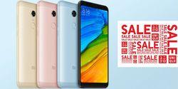 Xiaomi Redmi 5 dan 5 Plus  Bisa Kamu Beli di Platform Toko Online Ini