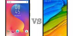 Perbandingan Hape Infinix Hot S3 dan Xiaomi Redmi 5, Bagus Mana?