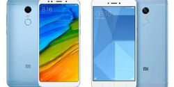 Perbandingan Spek Xiaomi Redmi 5 Plus dan Redmi Note 4X, Bagus Mana?