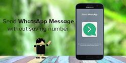 Cara Chatting WhatsApp tanpa Perlu Simpan Nomor  Para Gebetan