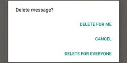 Ternyata Fitur Hapus Pesan WhatsApp Tak Permanen, Cek Faktanya