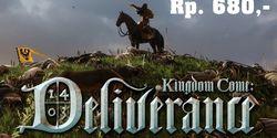 PSN Indonesia Menjual Game Kingdom Come: Deliverance Hanya 680 Rupiah!