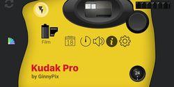 Mengenal Kudak Pro, Tiruan Kamera Film Berbasis Aplikasi Android