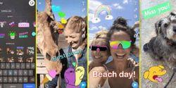 Snapchat Punya Fitur Gambar GIF, Tapi Malah Dapat Komentar Pedas?