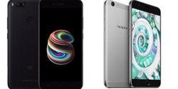 Perbandingan Spek Xiaomi Mi A1 dan Oppo F1s, Lebih Bagus Mana?