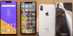 Heboh Asus Zenfone 5 Disebut Mirip iPhone X, Ini Alasannya