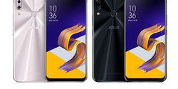 MWC 2018 - ASUS Luncurkan 3 Varian Zenfone 5 yang Mirip iPhone X